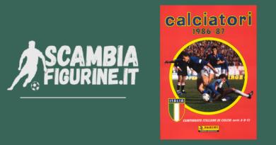 Calciatori 1986-87 show