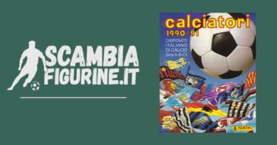 Calciatori 1990-91 show