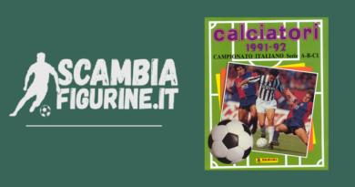 Calciatori 1991-92 show