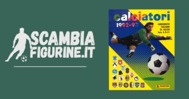 Calciatori 1992-93 show