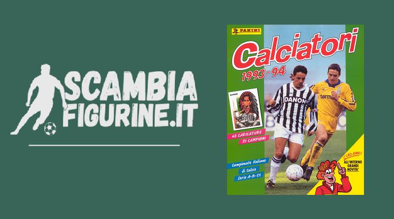Calciatori 1993-94 show