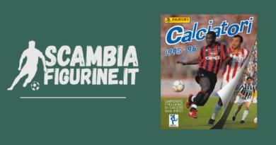 Calciatori 1995-96 show