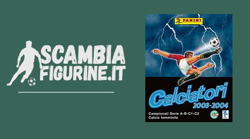 Calciatori 2003-04 show