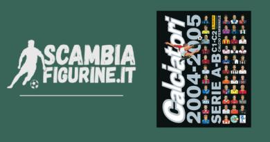 Calciatori 2004-05 show