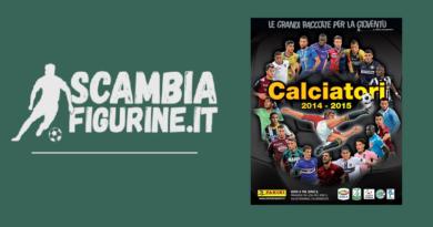 Calciatori 2014-15 show