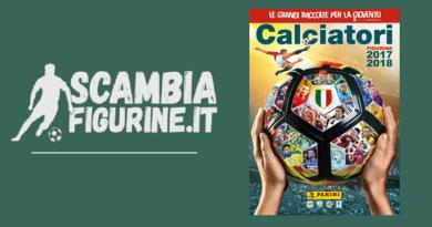 Calciatori 2017-18 show