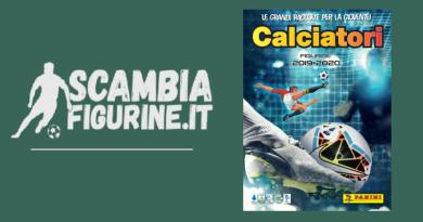 Calciatori 2019-20 show