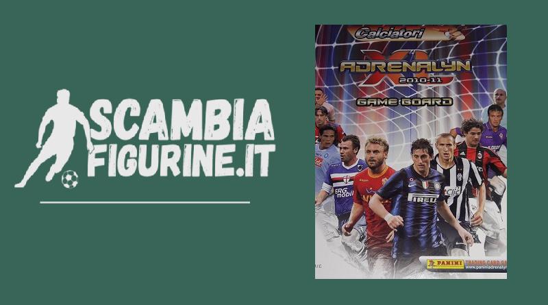 Calciatori Adrenalyn XL 2010-11 show