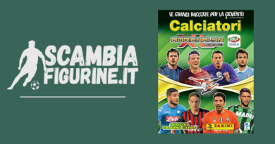 Calciatori Adrenalyn XL 2016-2017 show