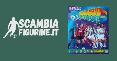 Calcio coppe 1996-1997 show