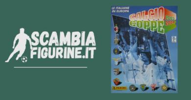 Calcio coppe 2003-2004 show