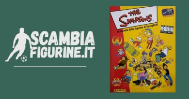 The Simpson - La raccolta delle figurine di Springfield show