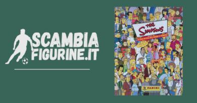 The Simpson - La terza raccolta delle figurine di Springfield show