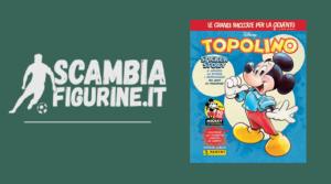 Topolino sticker story show