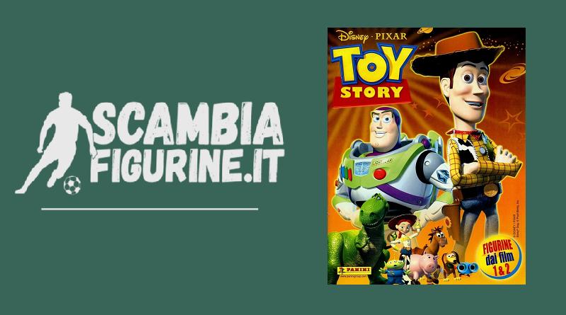 Toy Story - Figurine dai film 1 & 2 show