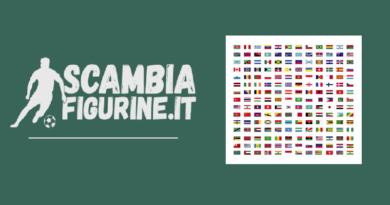 Varie raccolte campionati stranieri show